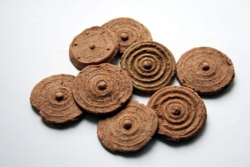 Il forno romano per la ceramica e i mattoni Fasana