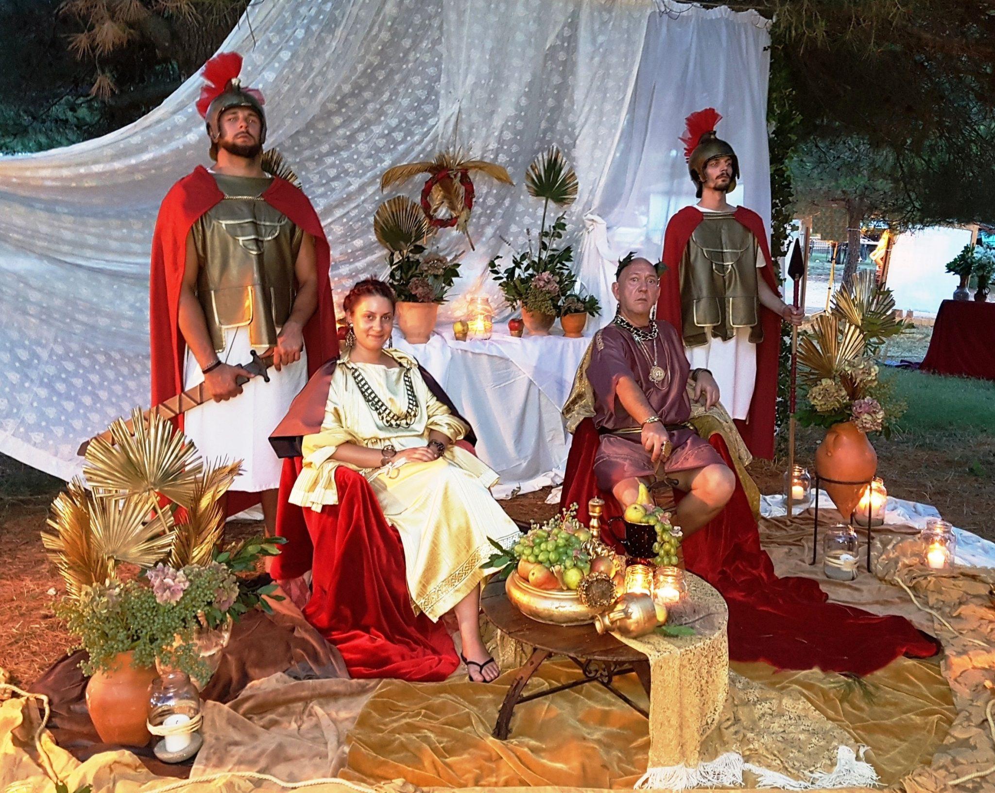 Rimski Valbandon – SENATUS POPULUSQUE FASANENSIS