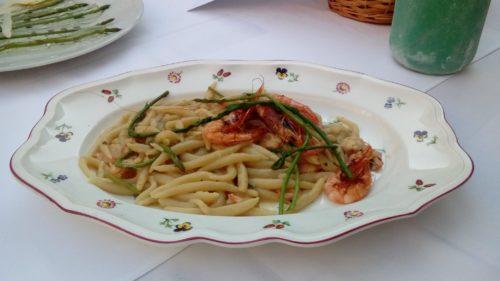 I cibi tradizionali e gastronomia