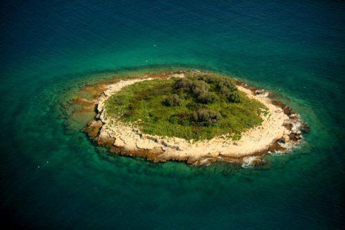 Bootsfahrten um die Brioni-Inseln