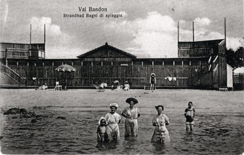 From the fish processing plant to the first hotel in Valbandon