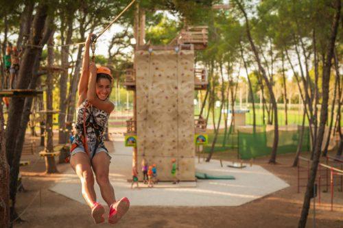 Parco avventura Jangalooz