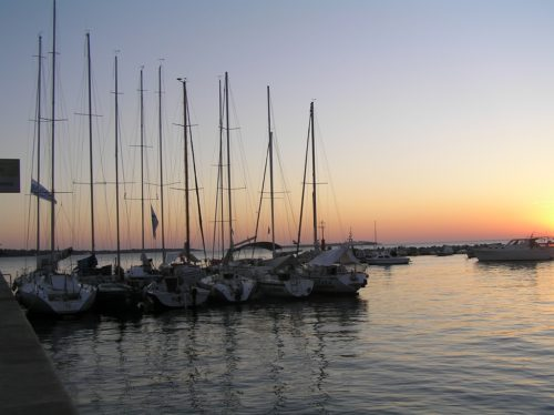 8. fažanska regata tradicijskih barki