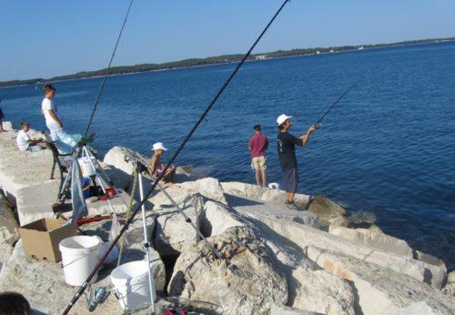 Klupsko natjecanje u pecanju