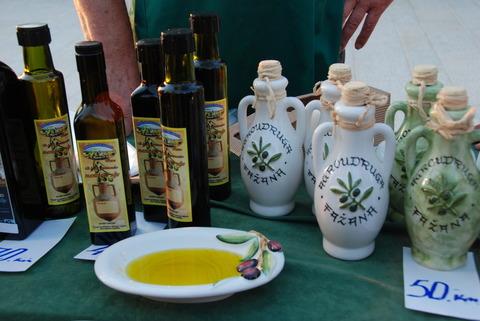 Rassegna dell`olio extravergine d`oliva