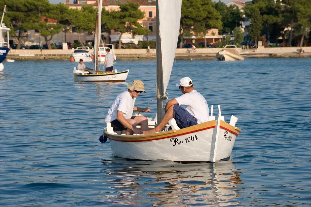 10th Fažana Regatta of traditional boats