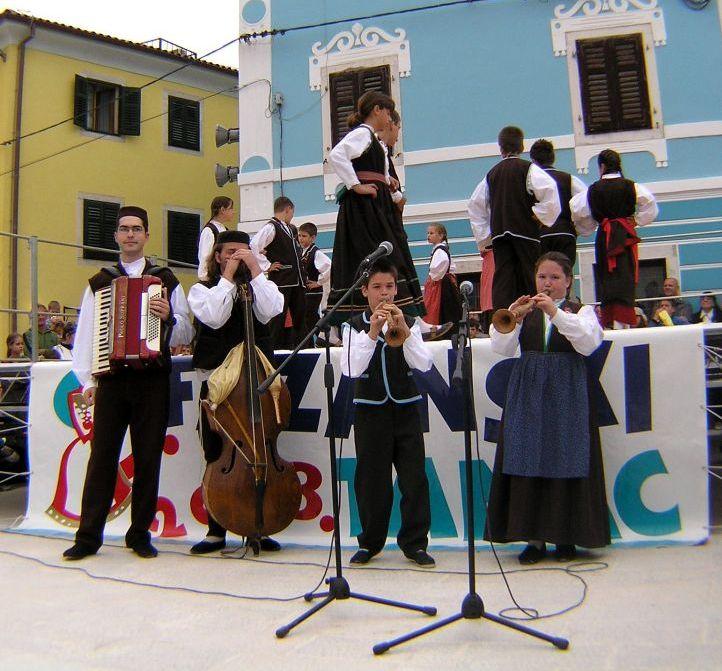 La danza fasanese