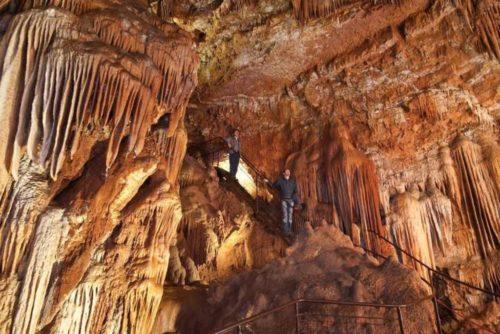 Baredine Cave