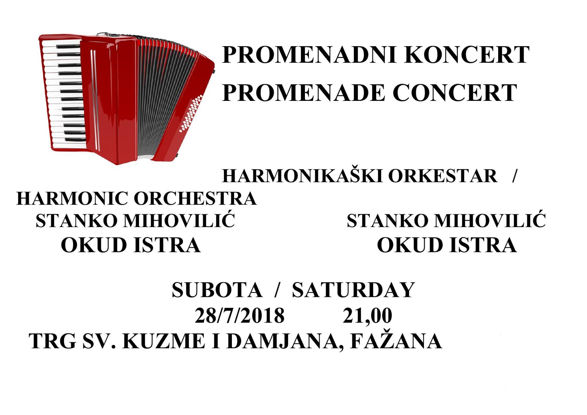Promenadni koncert