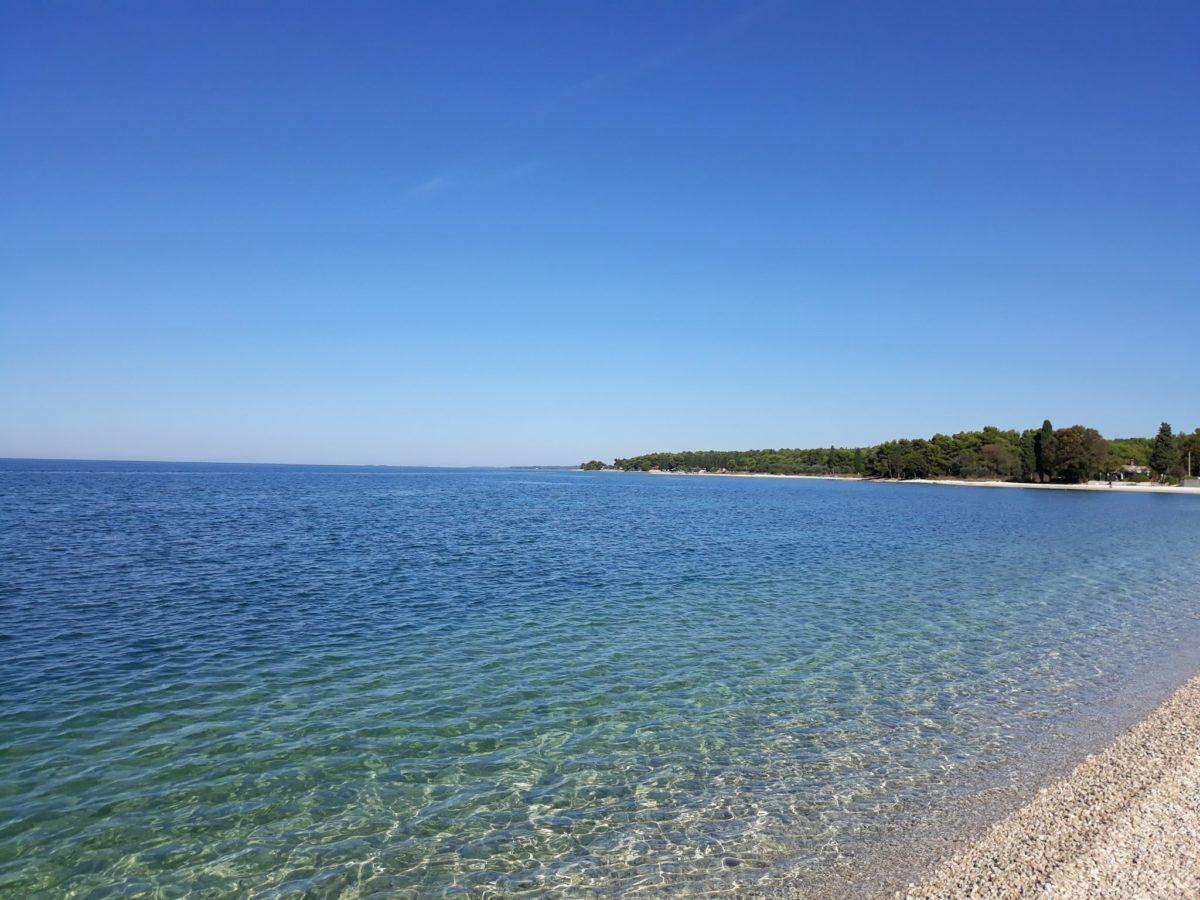 Plaža Badel – TZ Fažana