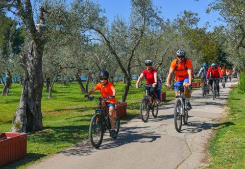 Il sud dell`Istria in bici-Fasana