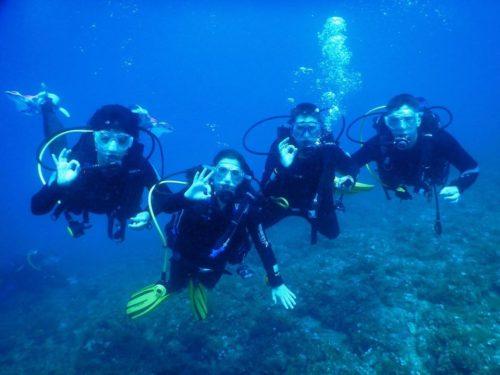 Tauchzentrum Caretta/Caretta diving center