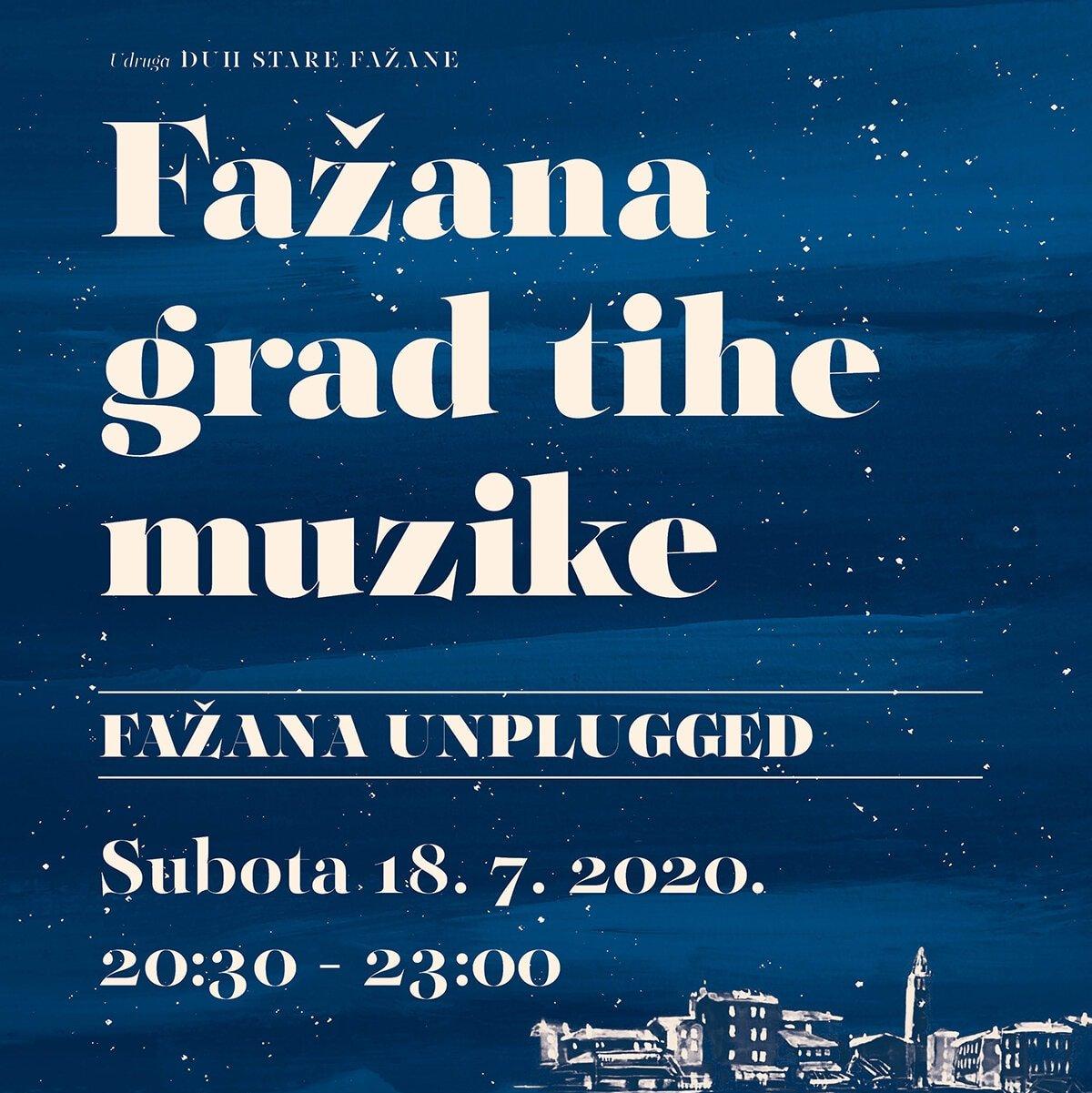 Fažana unplugged