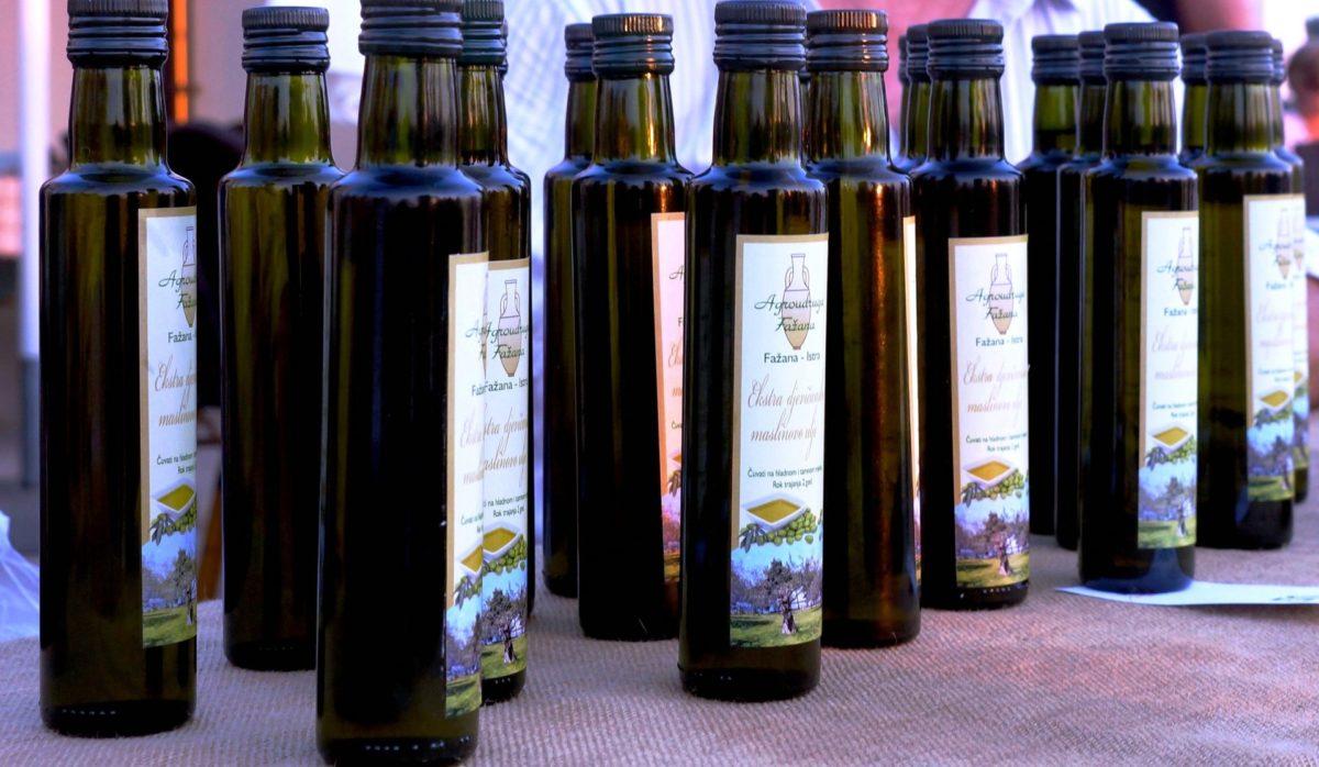 17. Smotra maslinovog ulja