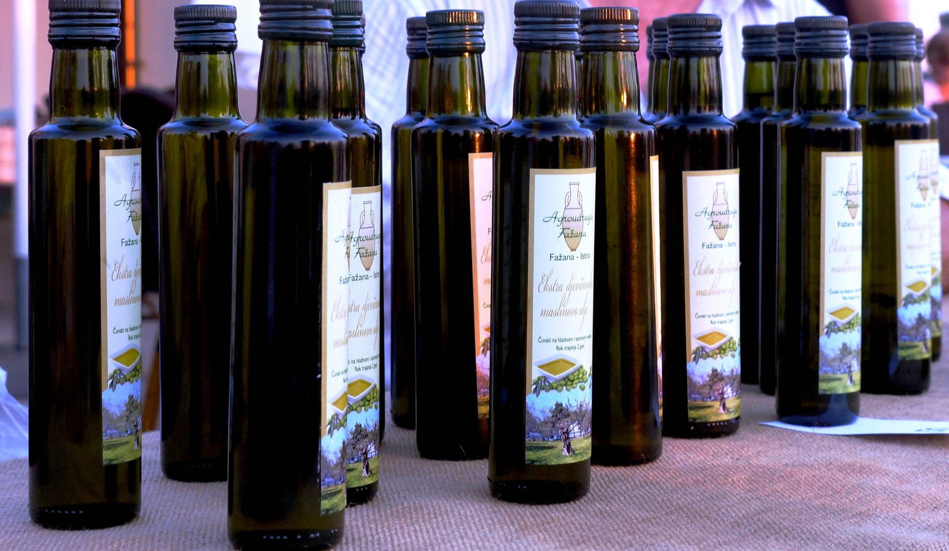 17 th Festival of olive oil