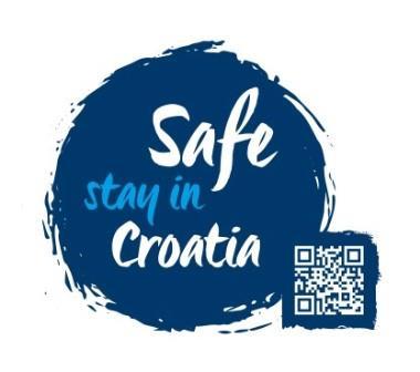 """Protokol zaprimanja oznake sigurnosti """"Safe stay in Croatia"""""""